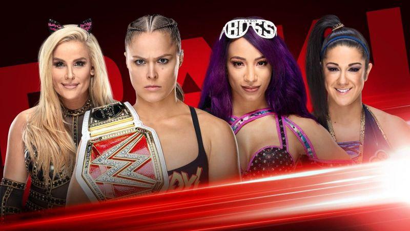 WWE Raw Results (1/21/19)