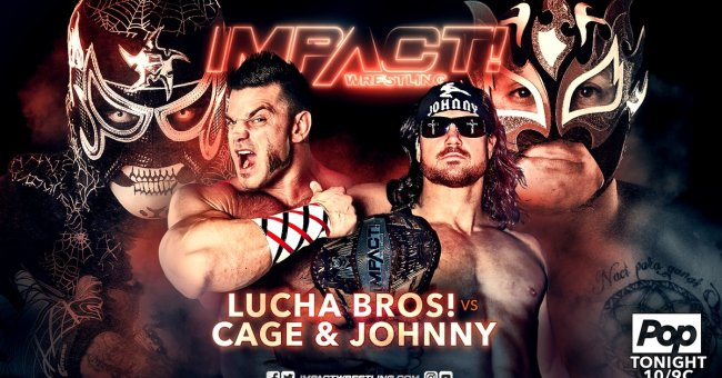 IMPACT Wrestling Results (1/3/19)