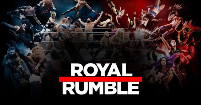 WWE Royal Rumble 2019 Results