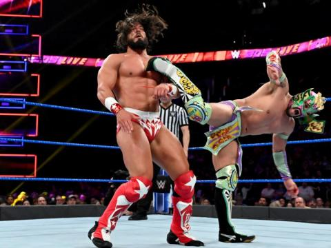 WWE 205 Live Results (2/26/19)