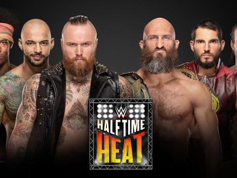 WWE Halftime Heat 2019 Results
