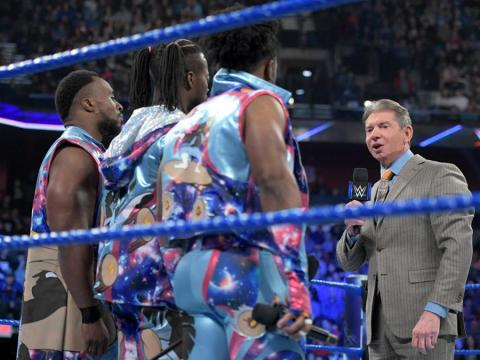 WWE SmackDown Live Results (3/26/19)