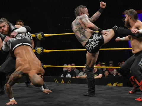 WWE NXT Results (3/27/19)