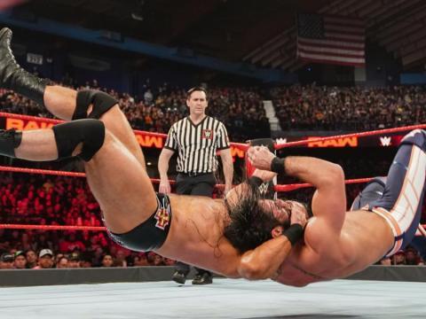 WWE Raw Results (3/18/19)