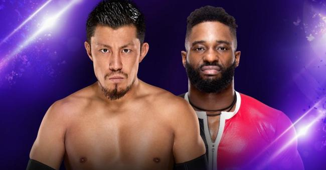 WWE 205 Live Results (3/5/19)