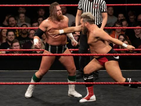 WWE NXT UK Results (4/3/19)