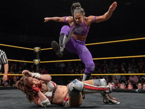 WWE NXT Results (4/3/19)