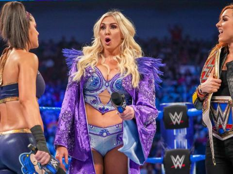 WWE SmackDown Live Results (4/23/19)