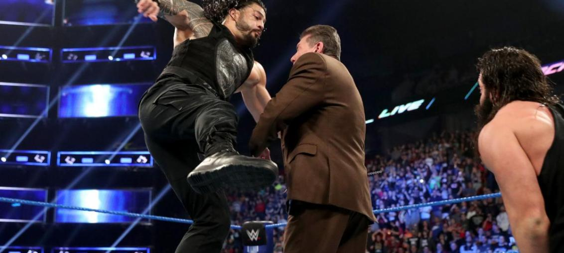 WWE SmackDown Live Results (4/16/19)