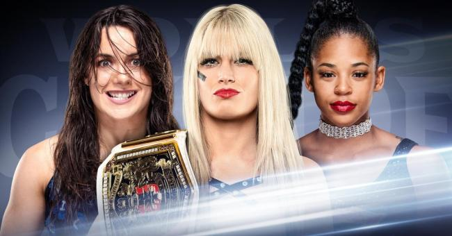 WWE Worlds Collide Results (4/24/19)