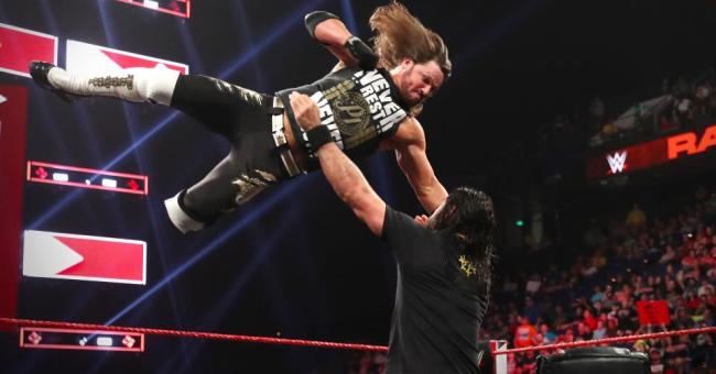 WWE Raw Results (4/29/19)