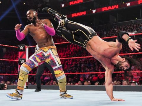 WWE Raw Results (4/8/19)