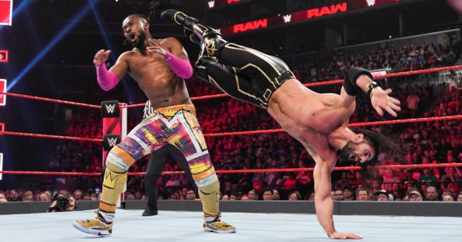 WWE Raw Results (4/8/19)