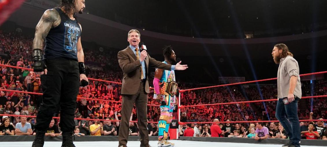 WWE Raw Results (5/6/19)