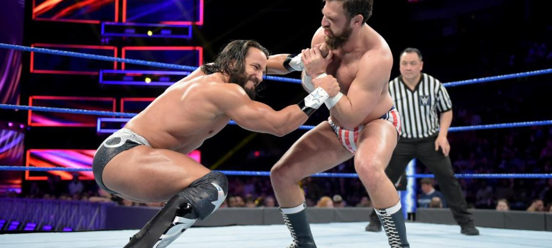 WWE 205 Live Results (4/30/19)