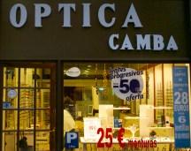 Óptica Camba