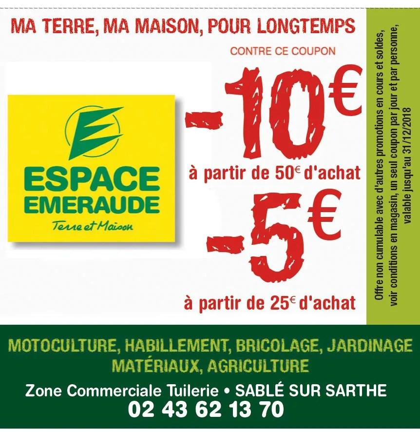 Proxi Bon Plan Espace Emeraude Sable Sur Sarthe Reduction