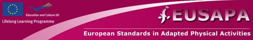 EUSAPA banner