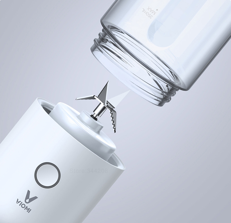 Compact Portable Rechargeable Blender