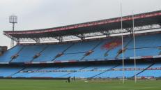 """""""Loftus Versfeld"""", el estadio de rugby de Pretoria"""