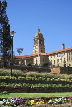 """""""Union buildings"""" en Pretoria, Sudáfrica"""