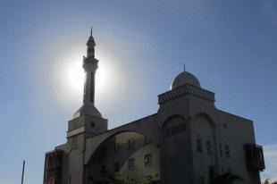 Aún se encuentran algunas mezquitas en Sudáfrica