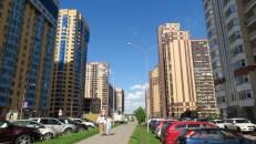 Suburbios del este de la ciudad