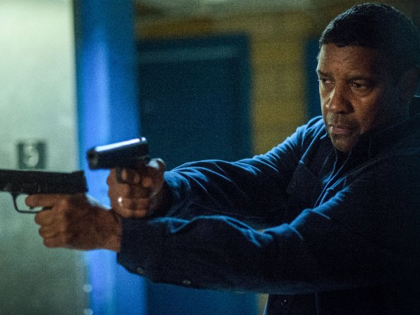 Denzel Washington Equalizer 2