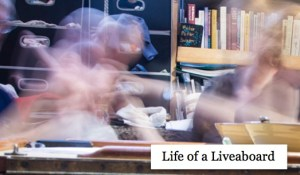 Life of a Liveaboard, by Elicia Epstein