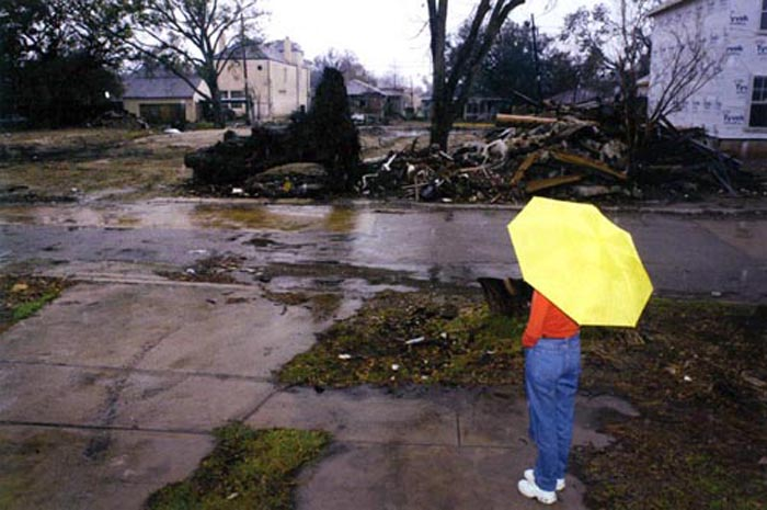 Hurricane Katrina essay from Jim Carrier Proximity Magazine Stuff