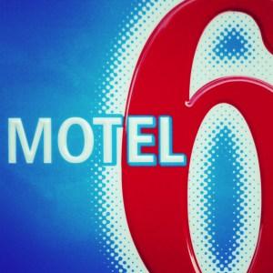 Motel 6 - Instagrammed