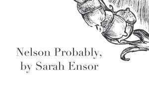 Nelson Probably, by Sarah Ensor