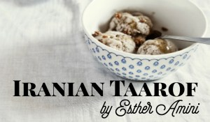 Iranian Taarof, by Esther Amini