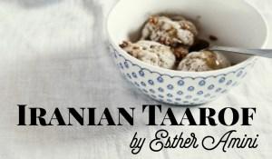Iranian Taarof, by Esther Amini