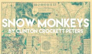 Snow Monkeys, by Clinton Crockett Peters
