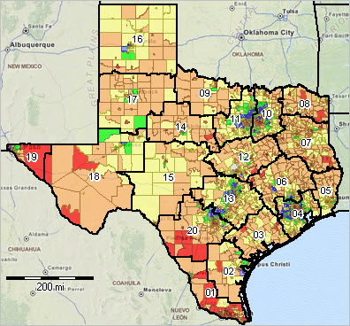 Houston ISD Demographics | Decision-Making Information Resources ...