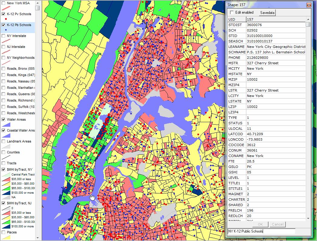 New York Ny Census Amp Demographic Economic Patterns
