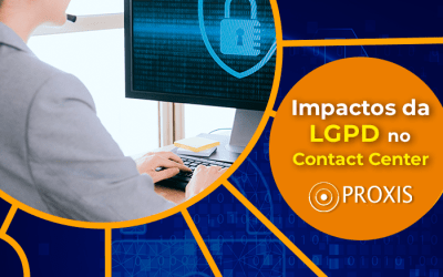 Impactos da LGPD no contact center
