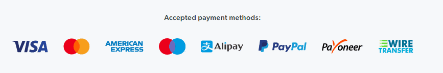 Buy Proxies Pricing payment method
