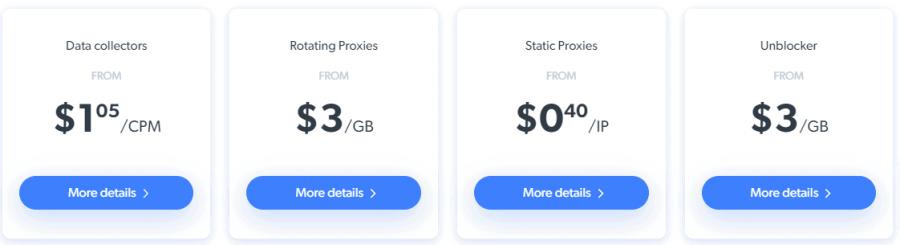 Pricing Plans Brightdata com