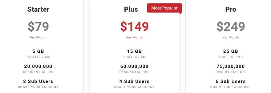 Pricing – IPBurger com