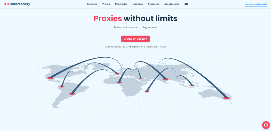 The Best Residential Proxy Network with 40M IPs Smartproxy 1