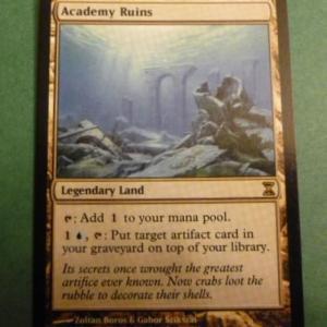 Academy ruins  black core