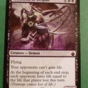 Archfiend of Despair Holo black core