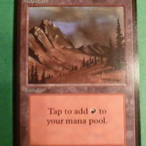 Beta Land – Mountain  black core