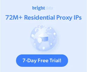 Bright Data Residential Proxies
