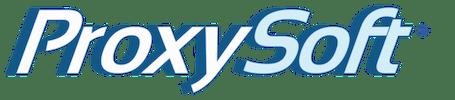 ProxySoft dental floss logo