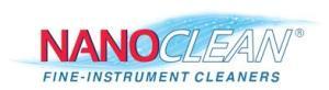 NanoClean Fine Instrument Cleaner Logo
