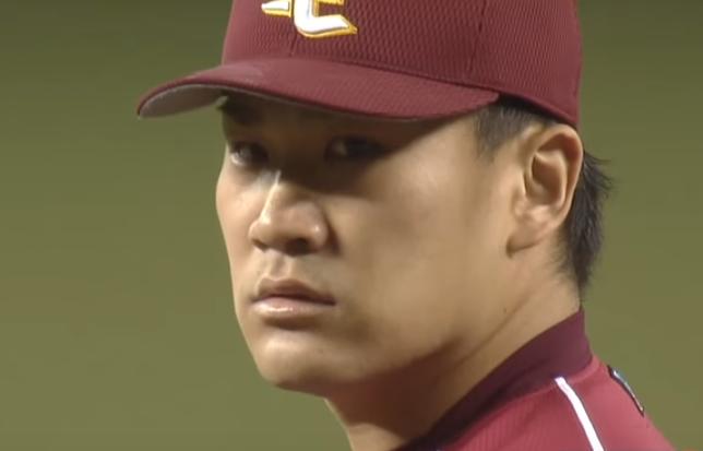 田中将大 楽天 イーグルス 20勝 投手