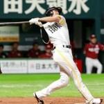 柳田悠岐 ソフトバンク ホークス 5月 月間MVP